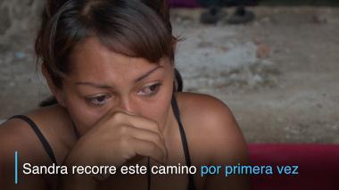 En video | 24 horas con los migrantes que cruzan México