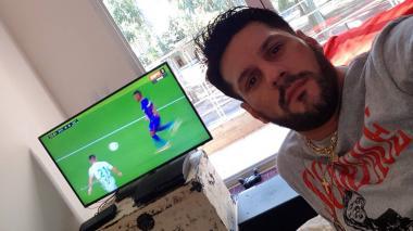 Matías Messi, hermano del futbolista Lionel Messi.