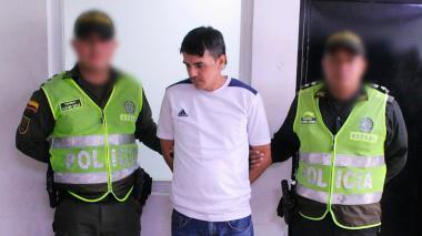 Hermano de Digno es detenido por porte ilegal