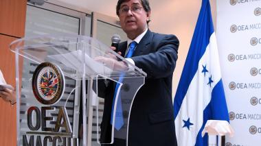 """Nicaragua necesita """"redemocratizarse"""", Almagro"""