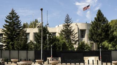 Disparos contra embajada de Estados Unidos en Ankara, Turquía