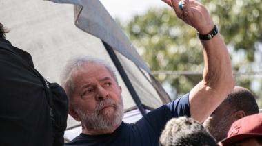 El expresidente brasileño, Luiz Inácio Lula da Silva.