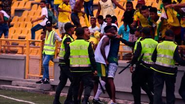 Real Cartagena venció sobre el final a Barranquilla