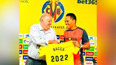 """""""El Villarreal siempre fue mi prioridad, es un honor volver"""": Bacca"""