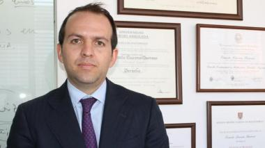 Ernesto Lucena Barrero es el nuevo director de Coldeportes