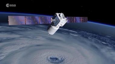 Entra en órbita el satélite europeo de observación de los vientos