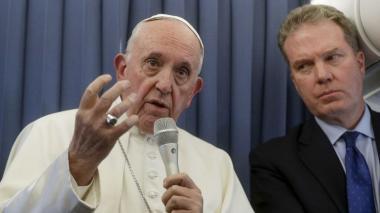 Acudir a la psiquiatría para homosexualidad detectada en infancia: Papa