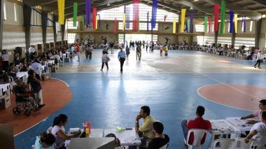 Consulta Anticorrupción: puestos de votación permanecieron vacíos