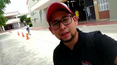 En video   Poca afluencia de ciudadanos en el norte de Barranquilla durante Consulta