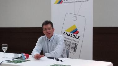 Mesa de comercio exterior, clave: Analdex