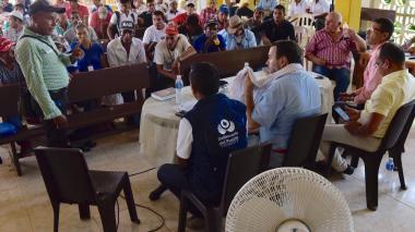 Defensoría advierte presencia de grupos ilegales en el sur de Bolívar