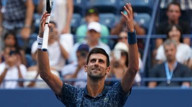 Djokovic cumple su parte, ahora es el turno de Federer