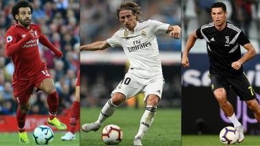 ¿Quién es el mejor futbolista del año?