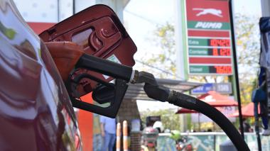 Desde este miércoles suben precios de la gasolina y el ACPM