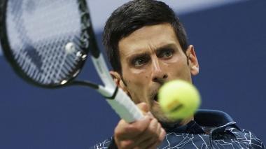 Djokovic evita otra sorpresa de Millman y firma undécima semifinal en el US Open