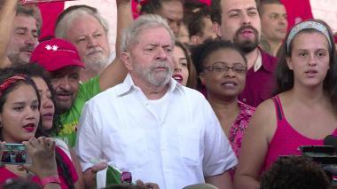 Juez rechaza recurso de Lula contra invalidación de candidatura