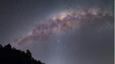 """Los """"vientos"""" galácticos regulan el nacimiento de estrellas: astrónomos"""