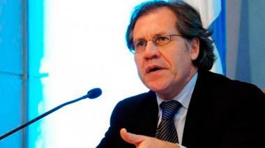 Secretario de la OEA visitará Colombia la próxima semana
