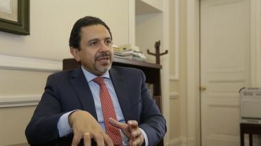 """Gobierno dice mantener """"voluntad de paz"""" para los diálogos con el Eln"""