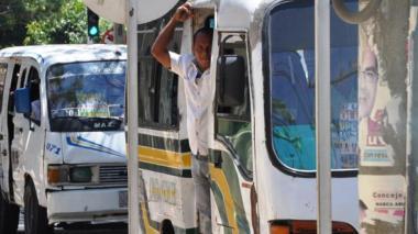 Se agudiza crisis del transporte en Valledupar