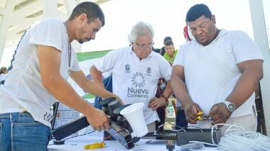 Entregan herramientas para fortalecer frentes de seguridad en Soledad