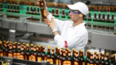 Bavaria invierte USD31,8 millones en planta de Barranquilla