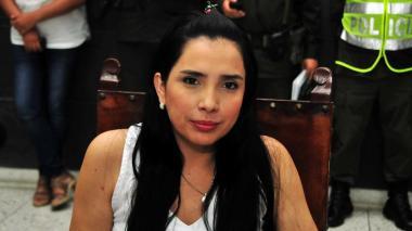 """""""No me siento muerta políticamente, pero sí muy afectada"""": Aida Merlano"""