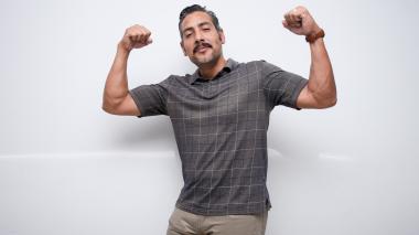 En video | Este es Juan Carlos Tinoco, la voz barranquillera de 'La Roca'