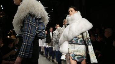 Así va la Semana de la moda de Londres