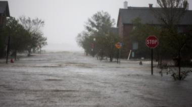 Trump visitará las zonas afectadas por el huracán Florence