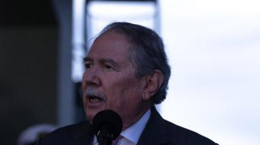José María Córdova, Guillermo Botero, ministro de Defensa.