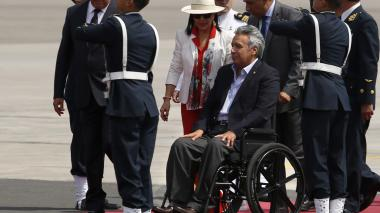 Guacho herido, una buena noticia para el país: presidente de Ecuador