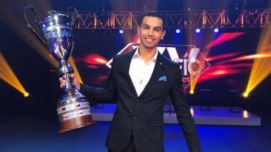 El medallista olímpico costeño Óscar Muñoz es el nuevo 'Súper Humano'