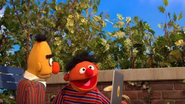Enrique y Beto aparecieron en televisión en 1969.