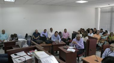 Entes y abogados apelan por políticos del caso Aida Merlano