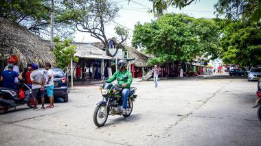 Caseteros de Pto. Colombia piden claridad en reubicación