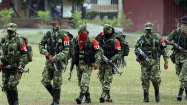 Cesar actos criminales, pide Gobierno a Eln para dialogar