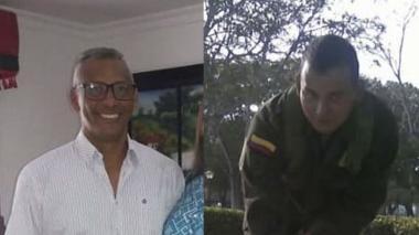 Víctor Manuel Mendoza Mendoza y Víctor Alfonso Chávez Padua.