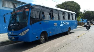 Muere mujer arrollada por un bus en la Cordialidad