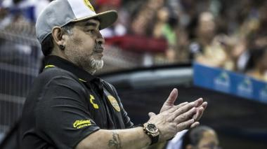 En video | Esto es lo que Maradona hará por los damnificados de lluvias en Sinaloa