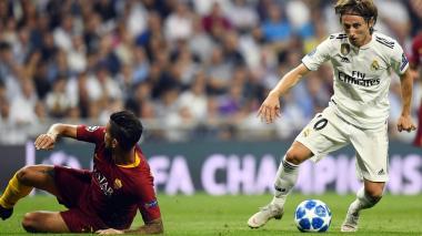 Modric, Ronaldo y Salah optan al premio FIFA