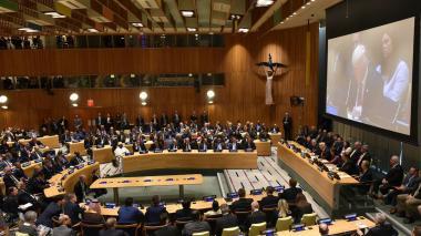 Asamblea de la ONU.