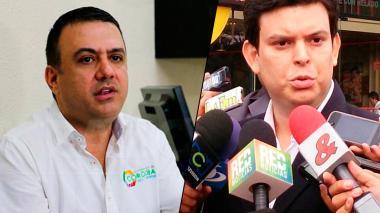 Destituyen e inhabilitan por 10 años a gobernadores de Córdoba Edwin Besaile y Alejandro Lyons