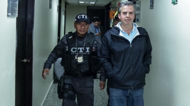 Ordenan cárcel para Alex Vernot por caso Mattos