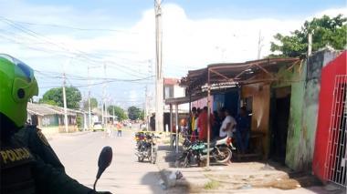 Matan de doce tiros a hombre en barrio La Luz