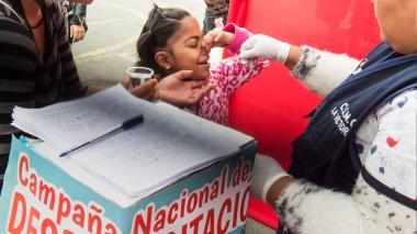 Perú realiza jornada contra la anemia y desnutrición, problema de salud pública
