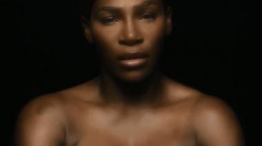 Serena Willians apoya campaña contra cáncer de mama.