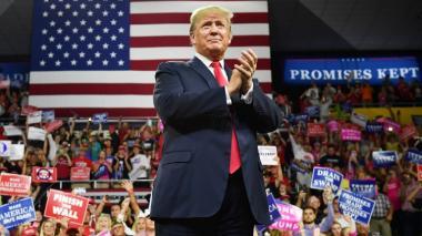 En video | Adiós TLCAN: Trump celebra el pacto comercial de EEUU, México y Canadá