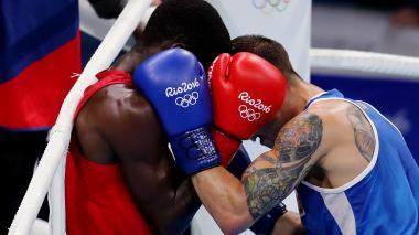 El boxeo olímpico, contra las cuerdas