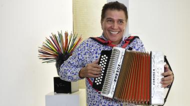 El artista Beto Villa habló de su proyecto en su visita a EL HERALDO.
